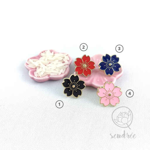 Pin's sakura