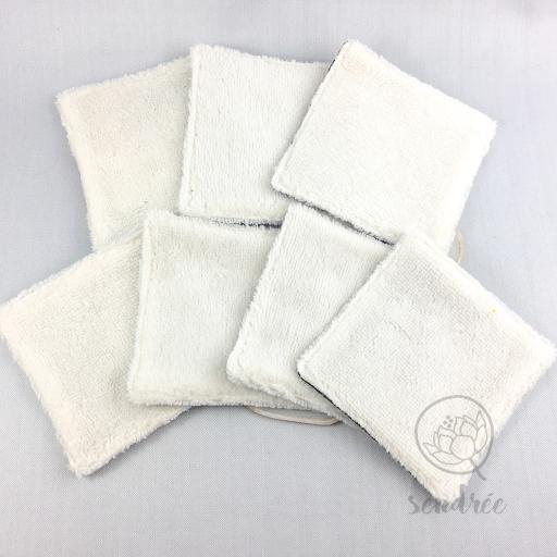 Semainier lingettes sendrée tissus japonais